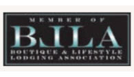 Member Of Boutique & Lifestyle Lodging Association (BLLA)